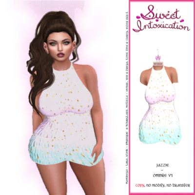 Sweet Intoxicatin - Jazzie Dress - Ombre