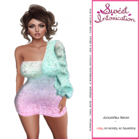 Image of ::Sweet Intoxication:: Alexandra Dress