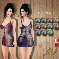 Image of {Melt} Francine Dress