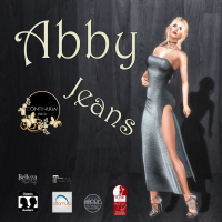 Image of Continuum Fashion - Abby Jeans