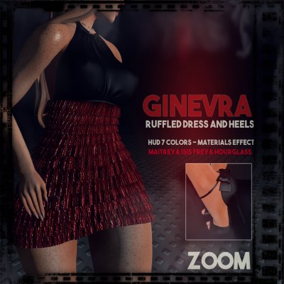Image of zOOm - Ginevra Outfit