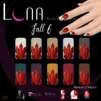 Image of .::LUNA::. Body Art - Fall 6  - Nails