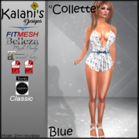 Kalani's Free Dove August Gift Collette Mini