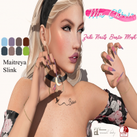 [MaCherie] Zaki Nails Bento Mesh *fatpack*