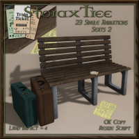Image of Storax Tree - Train Depot Bench