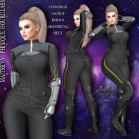 Image of {Le'La} Galactica Outfit Dazzle Jully 2018
