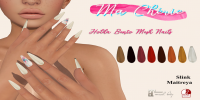 Image of Ma Chérie - Holda Bento Mesh Nails