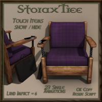 Image of StoraxTree - My Stuff Chair