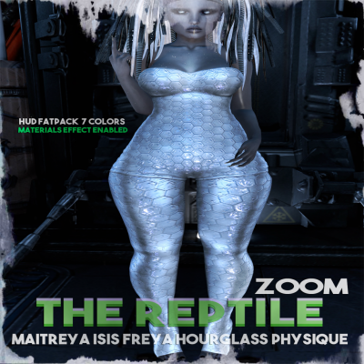 Image of zOOm - The Reptile Jumpsuit