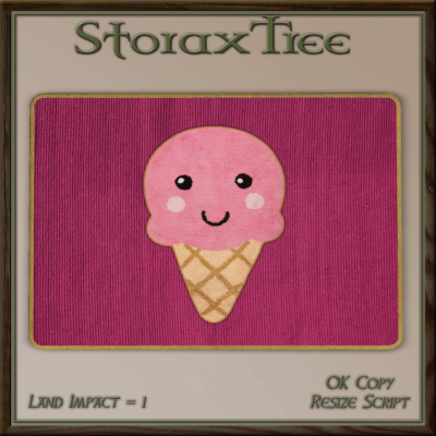 Image of The Rug Factory - Ice Cream Rug (Exclusive)