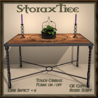 Image of StoraxTree - My Stuff Console Table