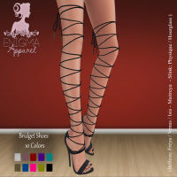 Image of [EN] Bridget Shoes - Hud 10 Colors