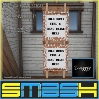 Image of SMASH - Vintage Railroad Frames Exclusive