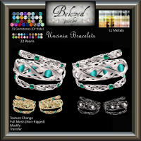 Image of Beloved Jewelry : Uncinia Bracelets (Texture Change)