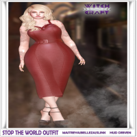 Image of WitchCraft - Stop the world Outfit