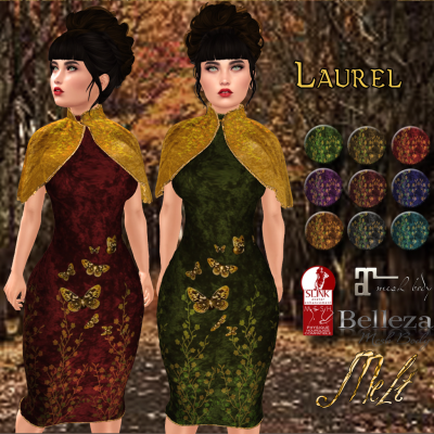 Image of {Melt} Laurel Dress