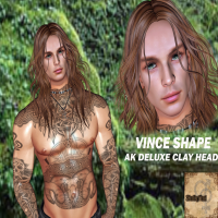 Image of Shelbyfied - Vince Shape - AK DELUXE CLAY
