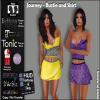 Image of D!vine Style - Journey - Bustie & Skirt [Exclusive]