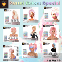 Image of Alli & Ali - Pastel Colors Special Package